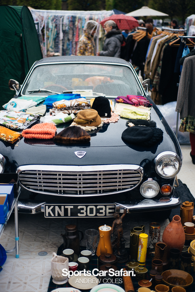 Classic Car Boot Sale Returns To London Sports Car Safari