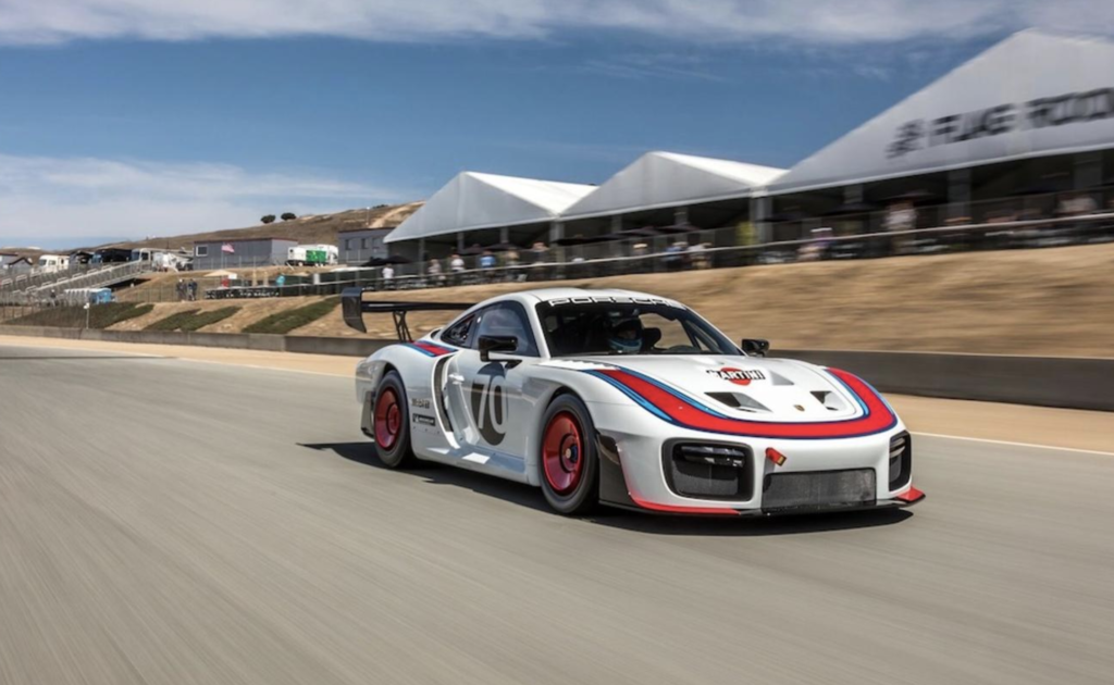 Will we see a track only Porsche GT2 RS special next year